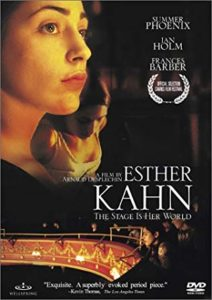 "Affiche du film ""Esther Khan"""
