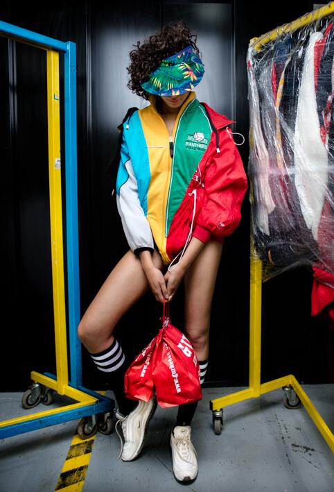 "Mannequin ""Anti-fashion"""