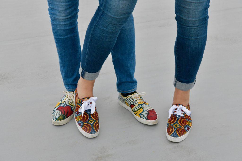 Les chaussures Fairfeet de Joséphine