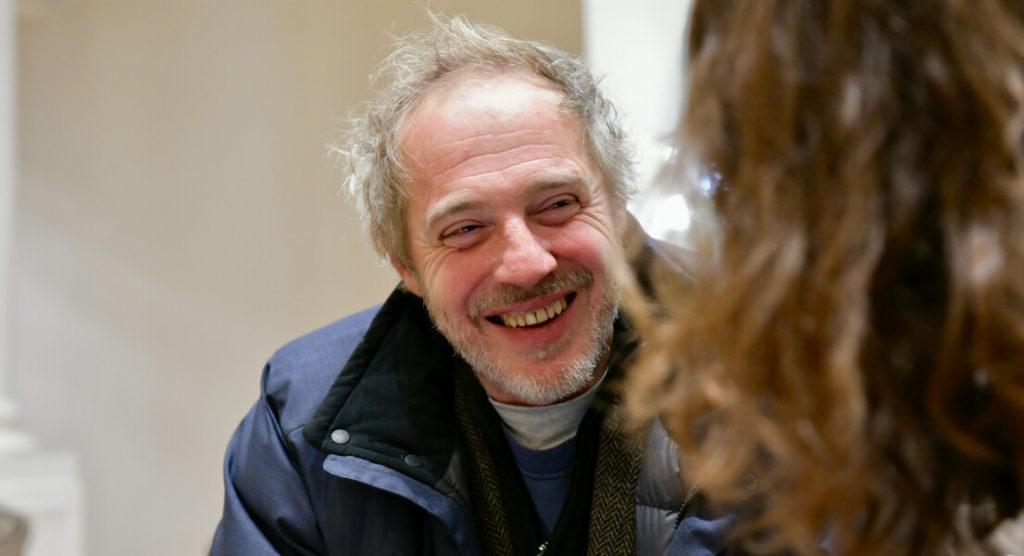 Portrait d'Arnaud Deplechin