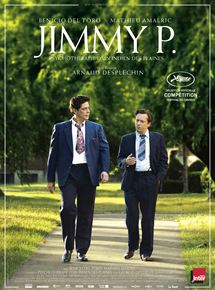 "Affiche du film ""Jimmy.P"""