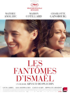 """Affiche du film """"Les fantômes d'Ismaël"""""""