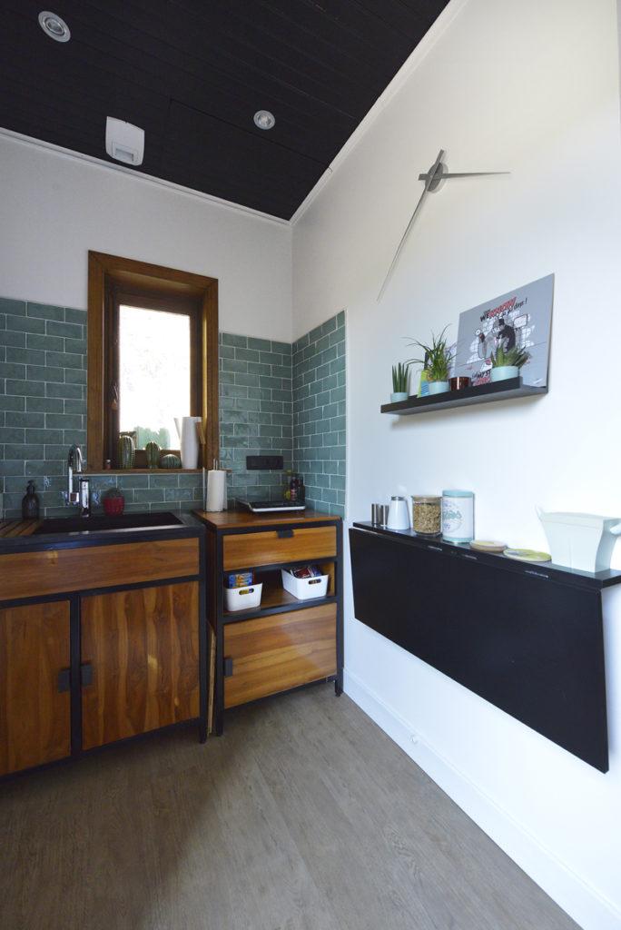 Salle de bain-chambre d'hôte